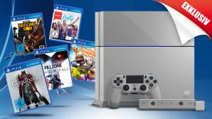 Verlosung: Gewinnen Sie eine limitierte PlayStation 4©Sony Computer Entertainment Deutschland