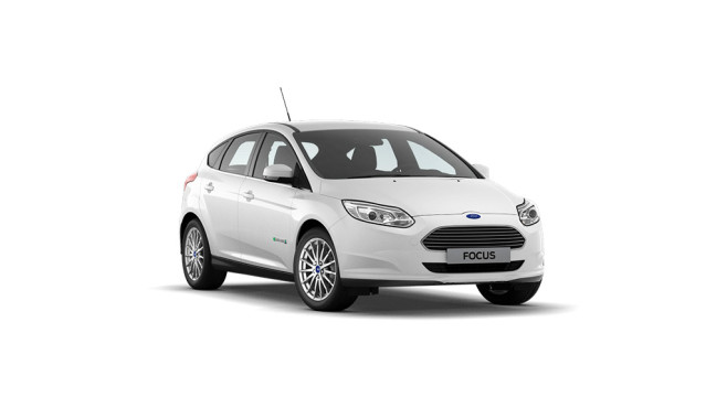 Ford Focus ©Ford