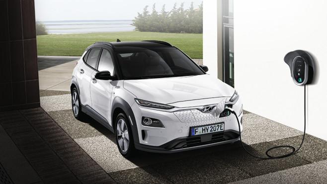Hyundai Kona Elektro ©Hyundai