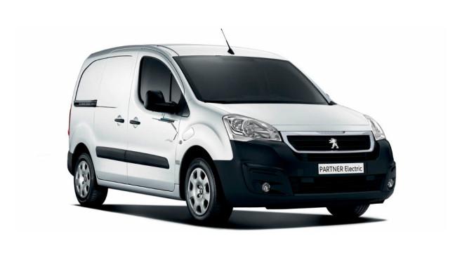 Peugeot Partner ©Peugeot