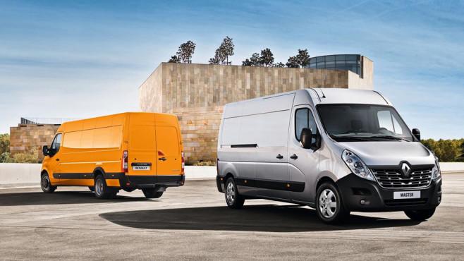 Renault Master Z.E. ©Renault