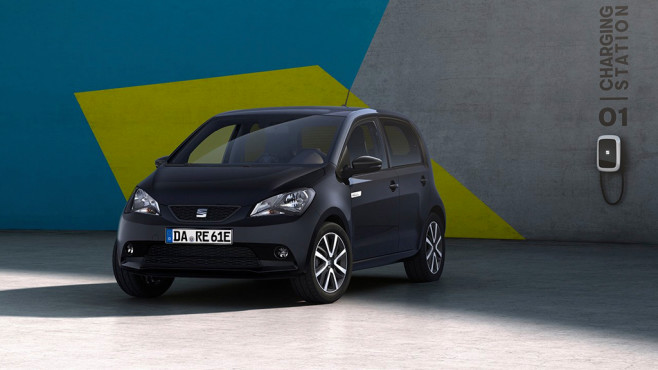 Seat Mii electric © Seat