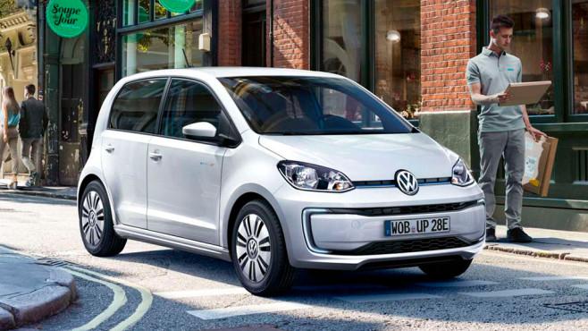 VW e-load up! ©Volkswagen