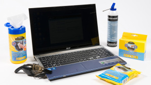 Laptop reinigen © What Laptop Magazine/gettyimages