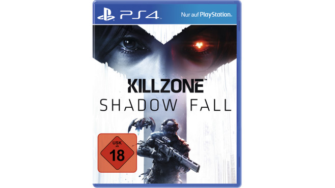 Killzone – Shadow Fall PS4 Packung © Sony Computer Entertainment Deutschland