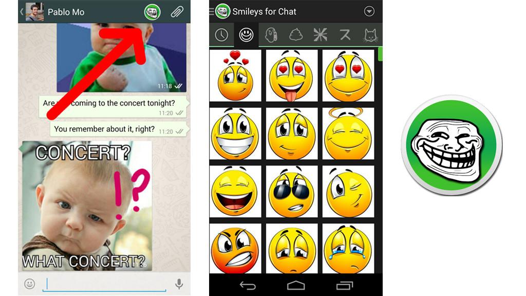 Whatsapp sprüche smileys süße mit Süße Katzen