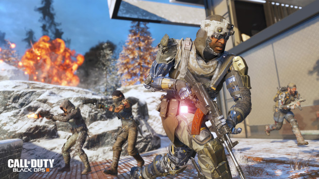 Call of Duty – Black Ops 3: Multiplayer ©Treyarch/Activision
