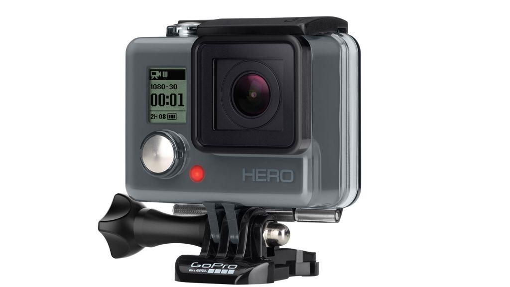 GoPro Hero (CHDHA-301)©GoPro
