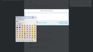 Mac Emoji-Keyboard©Apple
