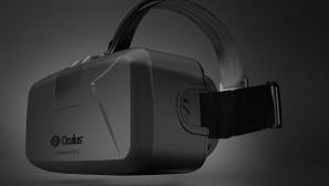 3D-Brille: Oculs Rift©Oculus VR