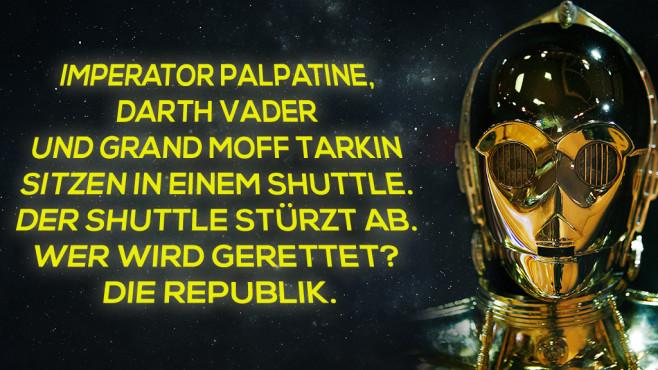 Whatsapp 50 Lustige Und Coole Star Wars Sprüche Bilder