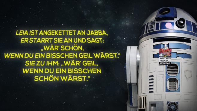 WhatsApp: 50 lustige und coole Star-Wars-Sprüche - Bilder ...