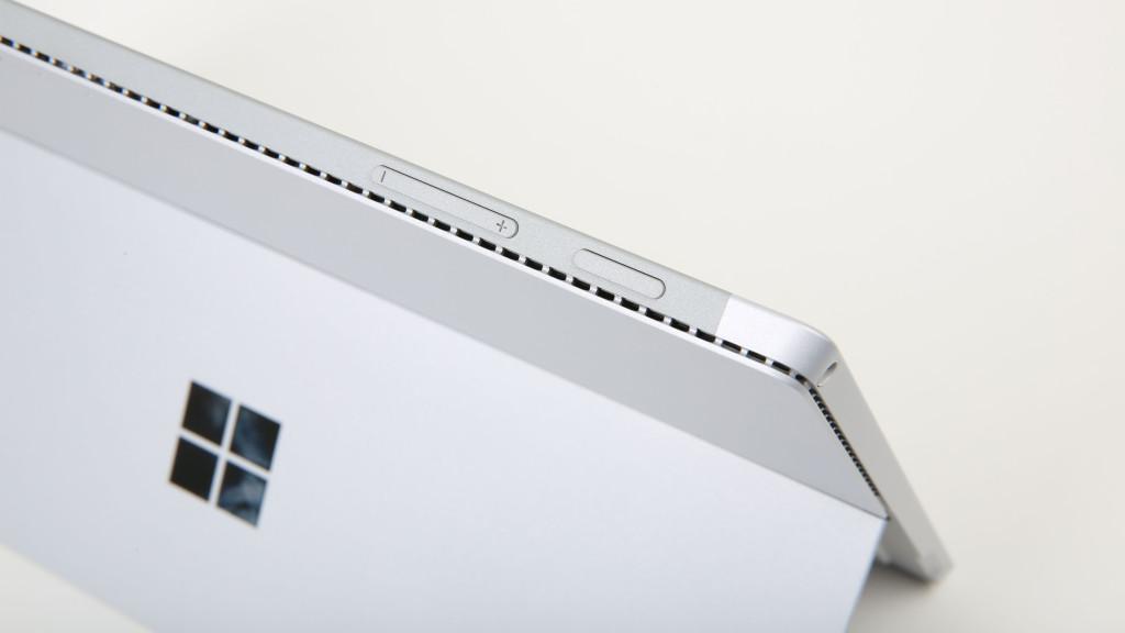 Surface Pro 4: Edles Gehäuse©COMPUTER BILD