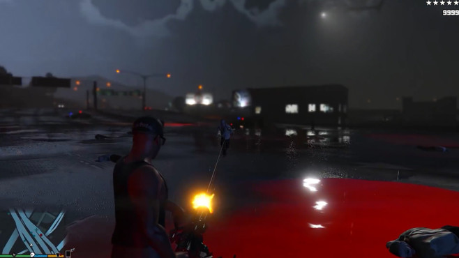 GTA 5: Grand Theft Zombies © gta5-mods.com by GTZDevs, youtube.com/user/iPodmail
