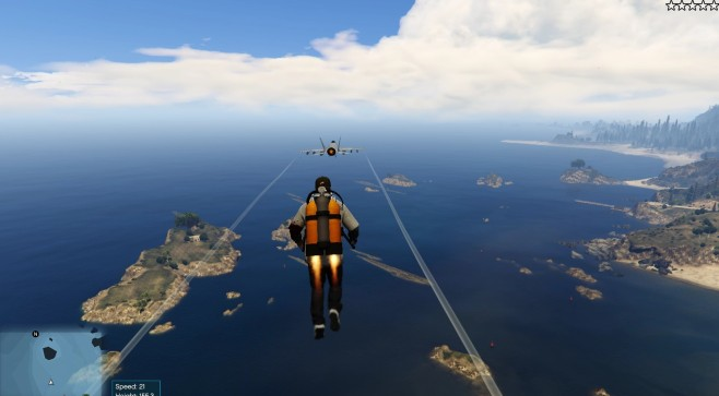 GTA 5: Jetpack-Mod © gta5base.com by TJulioNIB