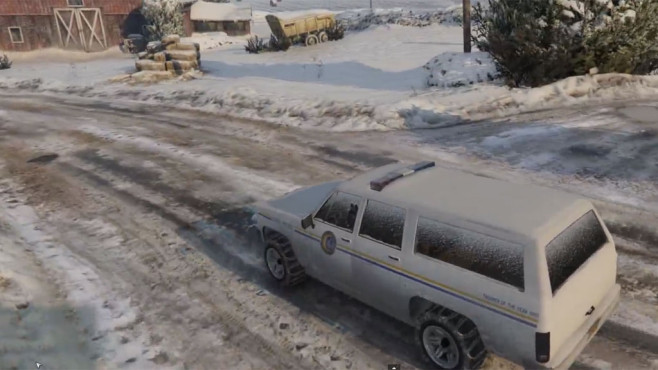 GTA 5: North Yankton Mod © Rockstar Games