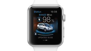 BMW iRemote App Apple Watch © BMW