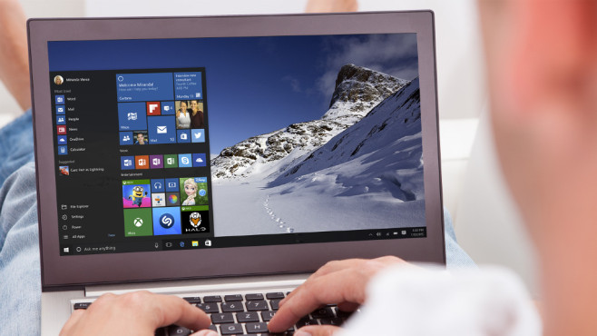 Windows 10©Microsoft, apops – Fotolia.com