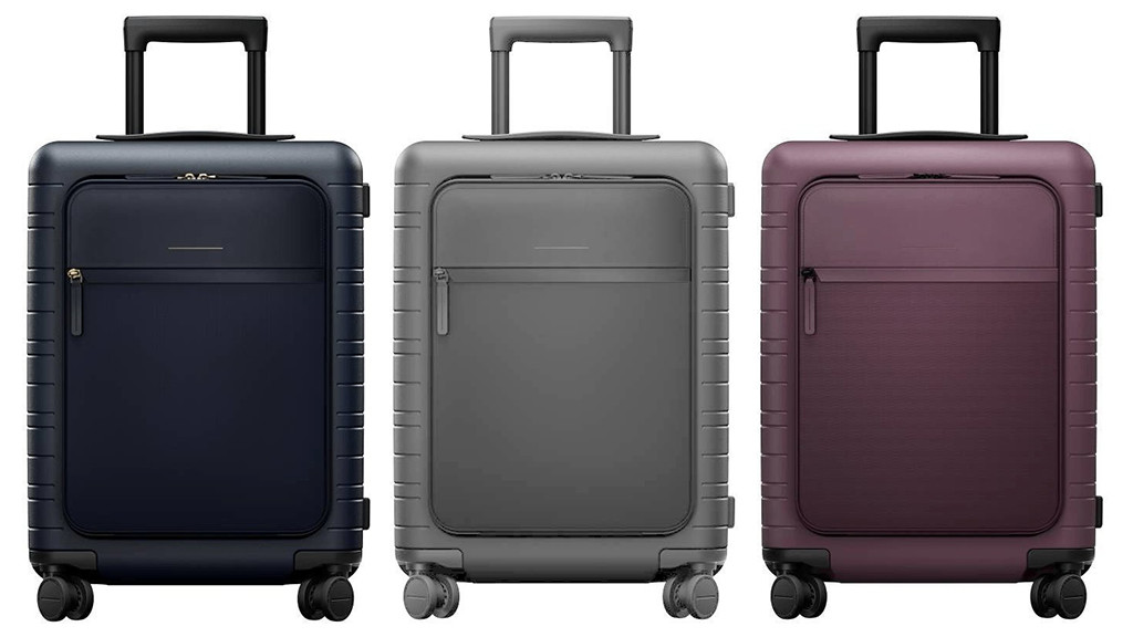 smart luggage von rimowa delsey co computer bild. Black Bedroom Furniture Sets. Home Design Ideas