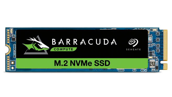 Seagate BarraCuda 510 SSD 500GB © Seagate
