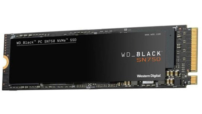WD Black SN750 500GB © Western Digital