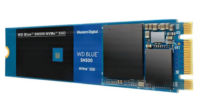 Western Digital Blue SN550 1TB M.2 (WDS100T2B0C) ©Western Digital