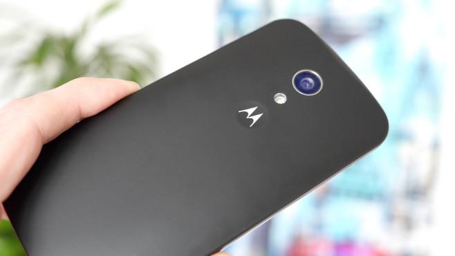 Motorola Moto G2 4G LTE©COMPUTER BILD