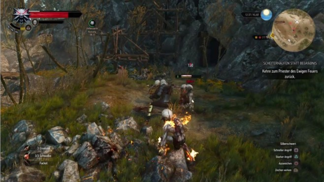 The Witcher 3: Tipps und Tricks Handwerk © CD Projektz Red/Bandai Namco