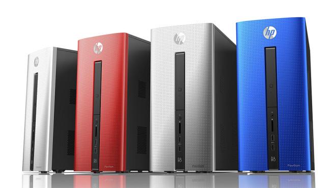 HP Pavilion Desktop©HP
