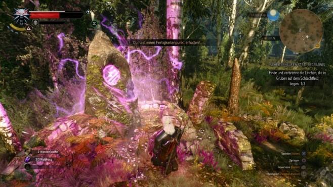 The Witcher 3: Tipps und Tricks zu Fähigkeitspunkten©CD Projekt Red/Bandai Namco