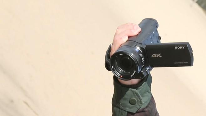 Sony FDR-AX100©COMPUTER BILD