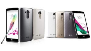 LG G4 Stylus und G4c©LG