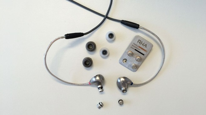 Reid and Heath Acoustics T10i©COMPUTER BILD