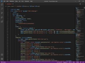 Microsoft Visual Studio Code (VSCode)