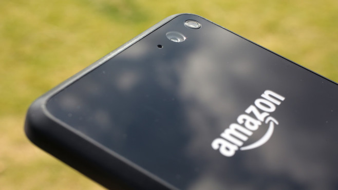 Amazon Fire Phone © COMPUTER BILD