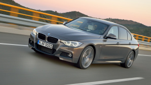 BMW 3er F30 LCI Facelift © BMW