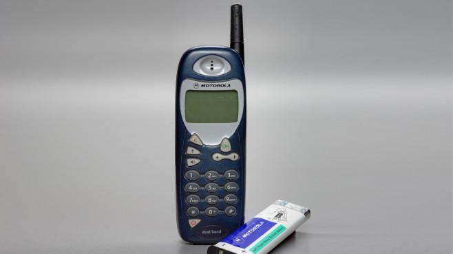 Motorola M3888 ©wikipedia.org / Berthold Werner
