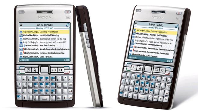 Nokia e61i ©Nokia