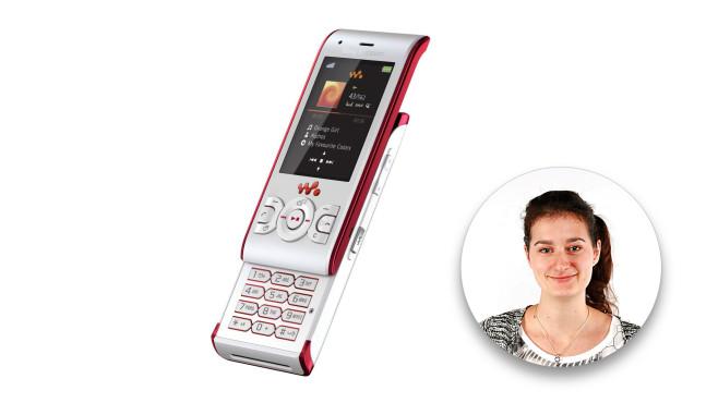 Sony Ericsson W595 ©Sony Ericsson / COMPUTER BILD