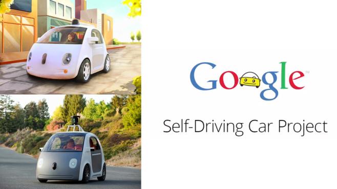 Google Self-Driving Car©Google