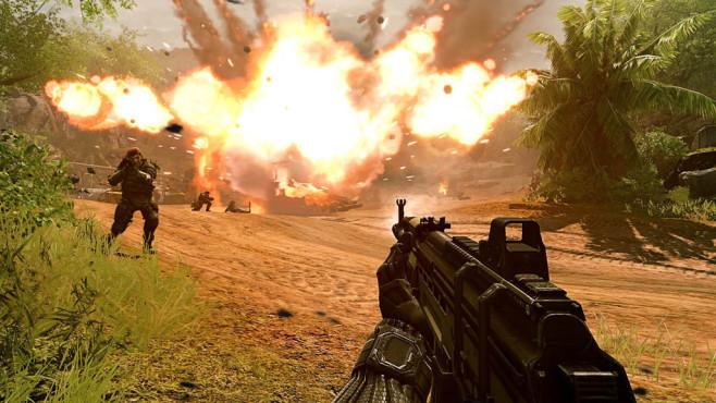 Actionspiele: Nervenkitzel ©COMPUTER BILD