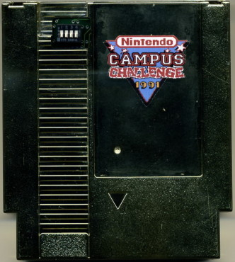 Nintendo CampusChallenge © games.spokedark.tv