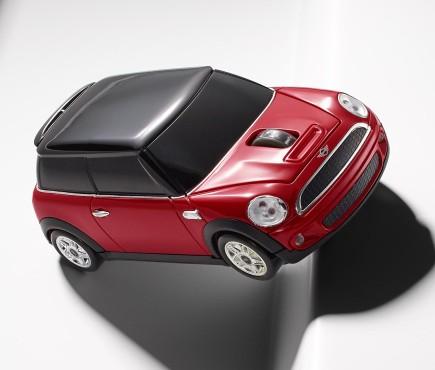"""Funk-Maus """"BMW Mini Cooper S"""" ©Tchibo"""