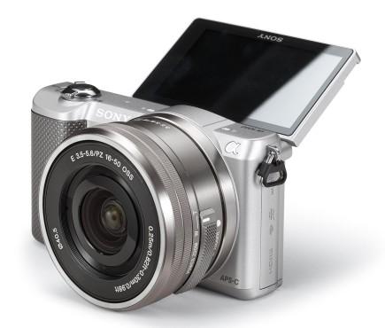 Sony Alpha 5000 Kit 16-50 mm ©Tchibo