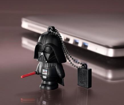 "USB-Stick ""Darth Vader"" ©Tchibo"