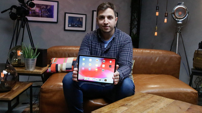 Apple iPad Pro 11 (2018) © COMPUTER BILD