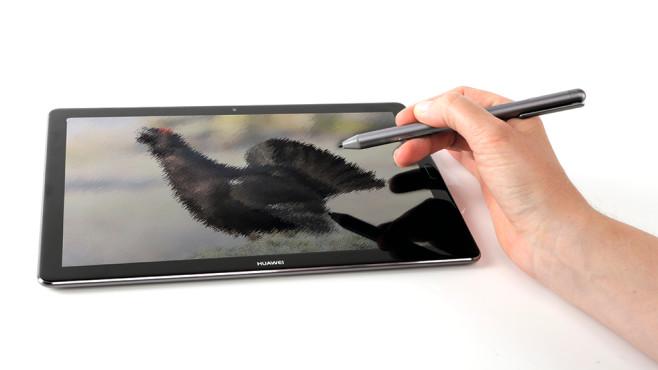Huawei MediaPad M5 10 Pro©COMPUTER BILD