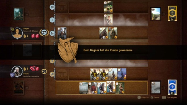 The Witcher 3: Tipps & Tricks Gwint © CD Projekt Red/ Bandai Namco