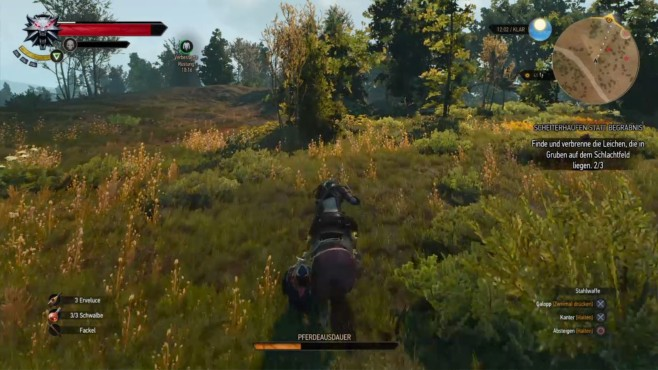 The Witcher 3: Tipps & Tricks ©CD Projekt Red/ Bandai Namco