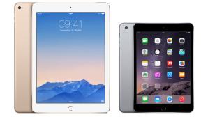 iPad mini 3 oder iPad Air 2©Apple